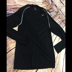 NIKE PRO Performance Apparel Long Sleeve Shirt LG